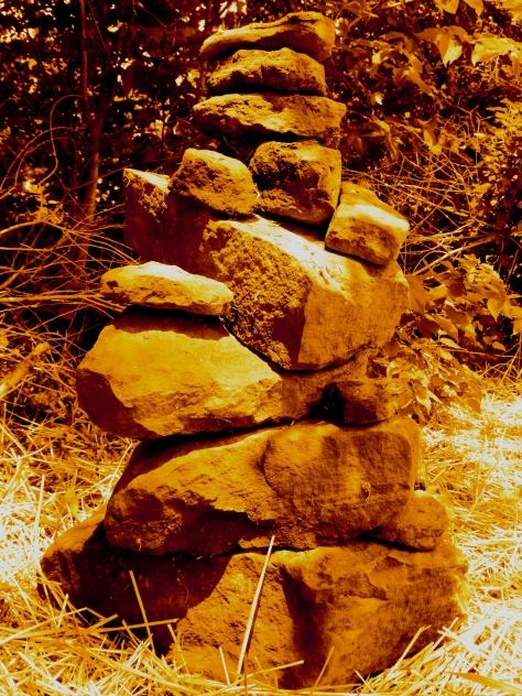 altar rock stack