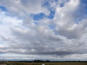 plains cloud view