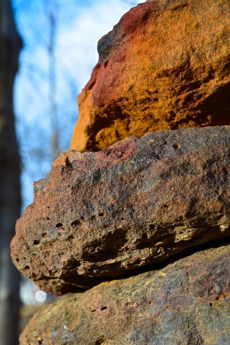 altar rock color