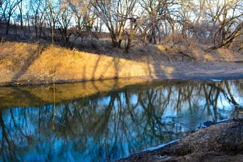 river swing